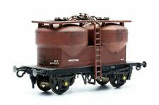 Dapol C043 Prestwin Twin Silo Cement Wagon Plastic Kit