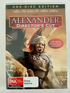 Alexander DVD Director's Cut