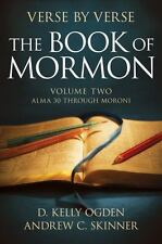 Verse By Verse : The Book of Mormon by D. Kelly Ogden (2011, Hardcover)