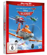 Klay Hall - planes 3d 2 Blu-rays