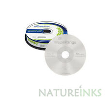 50 MediaRange 8cm Mini rohlinge disc DVD-R 1.4 GB 4 x bester füR DVD camcorder/