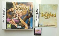 Disney Tangled: The Video Game [Nintendo DS/Lite/DSi/XL Game] **GENUINE**