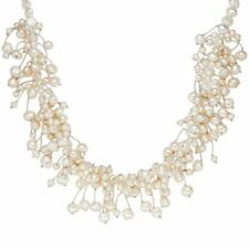 Echtschmuck-Ketten mit Perle für Damen