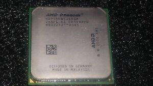 AMD Phenom X4 9550  2,2 GHz Quad-Core (HD9550WCJ4BGH) Prozessor + Wärmeleitpaste