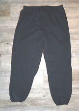 New Men's Jerzees Drawstring Sweatpant - Black - 3Xl