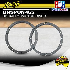 Stinger BNSPUN465 Universal 6.5″ 12mm Speaker Spacers