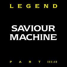 SAVIOUR MACHINE - Legend III.2 - Black Box-CD - 200425