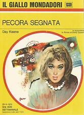 (Day Keene) Pecora segnata 1974 n.1339