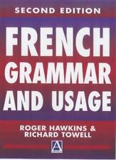 French Grammar and Usage, 2Ed (Hrg) By Roger Hawkins, Richard Towell