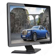 """15 """"TFT LCD Anzeigen-Digital-Monitor AV / VGA / BNC / HDMI für Sicherheit CCTV"""