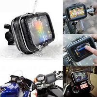 -Li1 Waterproof Rotating Bicycle Bike Mount Handle Holder Case For Mobile Phones