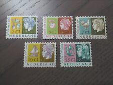 "Nederland NVPH 612/616 Kinderzegels 1953 "" Kurpershoek "" Postfris !!!"