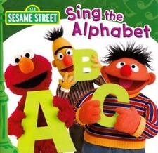 Sing the Alphabet by Sesame Street (CD, Mar-2013, ABC)