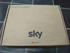 Sky+ Pro Ultra HD 4K Sat Receiver 1TB Festplatte Inkl. NEU OVP
