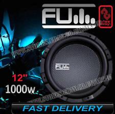"FLI UNDERGROUND fu12 1000 WATT 12 ""Pollici unico AUTO BASS SUB SUBWOOFER"