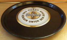VHTF COLLECTIBLE WARSTEINER BEER PLASTIC SERVING TRAY