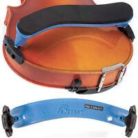 Everest Blue ES Series 4/4 Violin Adjustable Shoulder Rest