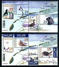 Nederland V2170-2171  Nederlandse Wad  2003 postfris/mnh