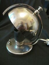 Extremely rare Bauhaus / Art Deco adjustable table lamp