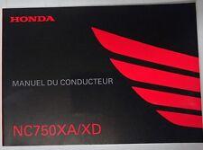 Manual de Usuario Manuel du Conducteur Honda CBR500R/RA 00X33-MJW-D000