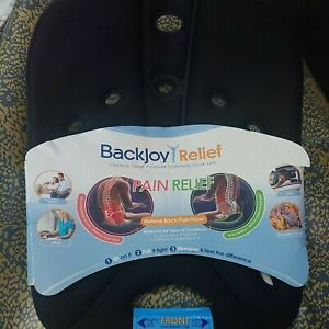 BACKJOY RELIEF PAIN RELIEF Hard Cushion