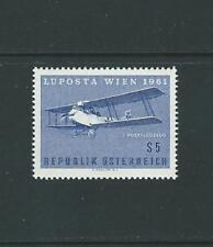 1961 AUSTRIA Airmail Philatelic Exhibition (Scott 660) MNH