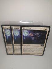Magic the Gathering: Oblivion Ring x1 - Magic Core Set 2012 - MTG