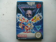 NES PAL A Mega Man 3 CIB game