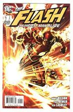 THE FLASH 1 (NM-) THE FASTEST MAN ALIVE (FREE SHIPPING)  *
