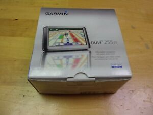 Garmin Nuvi 255W GPS Navigation System Open Box
