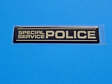 FORD SPECIAL SERVICE POLICE EMBLEM - CROWN VICTORIA TAURUS SSP MUSTANG - GENUINE