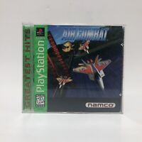 Air Combat Sony PlayStation 1, 1995 Greatest Hits Tested Complete w/Manual PS1