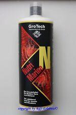 GroTech NutriMarineN 500ml Korallenfutter Gro Tech 22,78€/L