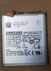 New 100% Genuine Samsung Battery EB-BG980ABY For Galaxy S20 and S20 5G /4000mA