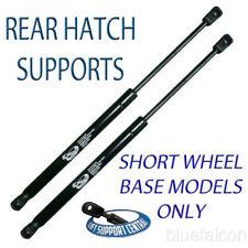 2 Rear Hatch Door Liftgate Lift Supports Shocks Strut Rod Arm Short Wheel Base