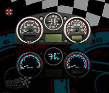 RANGE ROVER SPORT Diesel Speedo KM / H Dial KIT ILLUMINAZIONE Upgrade Interior dash