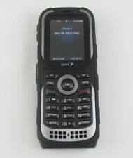Kyocera E4233 DuraPlus Sprint Cell Phone T9 Text GOOD