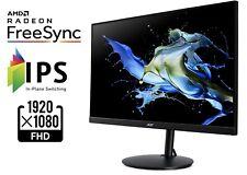 """Acer Monitor CB242Y 24"""" FHD Monitor IPS Freesync"""