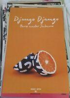 Vintage Promo poster  Django Djanjo