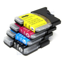 16x Ink Cartridge LC39 LC985 for Brother DCP J315W MFC J220 J265W J410 Printer