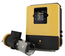 Infinity Salzwasserelektrolyse mit Redoxüberwachung & pH-Wert Regelung bis 65m³