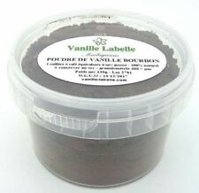 Poudre de Vanille Bourbon de Madagascar 130g