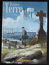 ENTRE TERRE & MER tome 1 Le jeune saisonnier BRESSON / LE SAEC EO CN