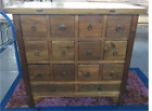 Chinese Apothecary Chest Dresser
