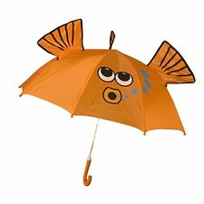 Jiglz Children's Novelty goldfish design umbrella