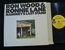 OST Ron Wood & Ronnie Lane Atco 126 Mahoney's Last Stand