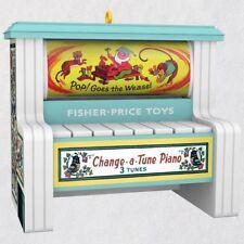 Fisher Price® Change-a-Tune Piano 2018 Hallmark Ornament