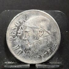 CIRCULATED 1972 UN PESO MEXICAN COIN (121917)1.....FREE DOMESTIC SHIPPING!!!!!