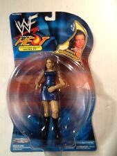 STEPHANIE MCMAHON HELMSLEY WWF 2001 Jakks Pacific Sunday Night Heat Series 11