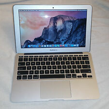 Apple MacBook Air A1465 11 Early 2015 1.6ghz Core i5 4GB Ram 128GB SSD AppleCare